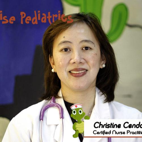 Christine Cendana, FNP