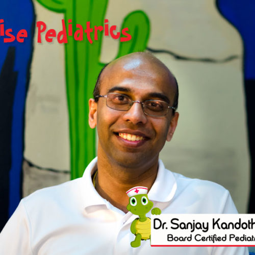 Sanjay Kandoth, M.D.  President/Director