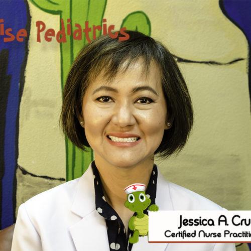 Jessica Cruz, FNP, CLC :  Assistant Medical Director, Lactation Program Director