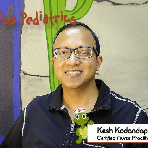 Keshavan Kodandopani, DNP  Asthma Program Director
