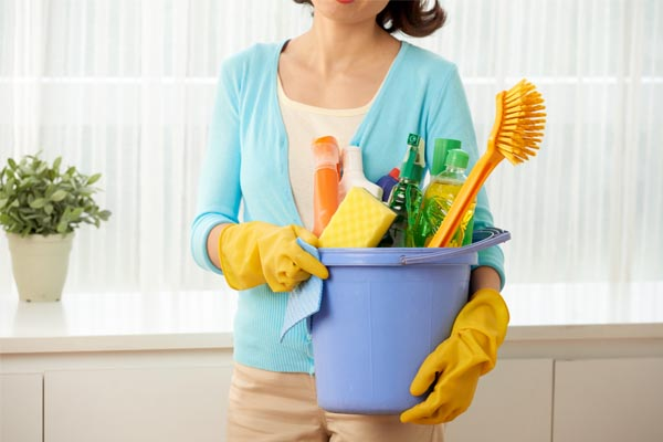 Why Parents Should Be Cautious When Using Household Disinfectants